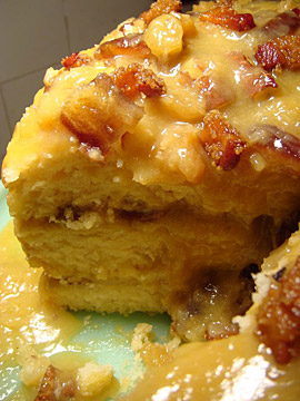 God, we love the Lane cake. But it is so not photogenic